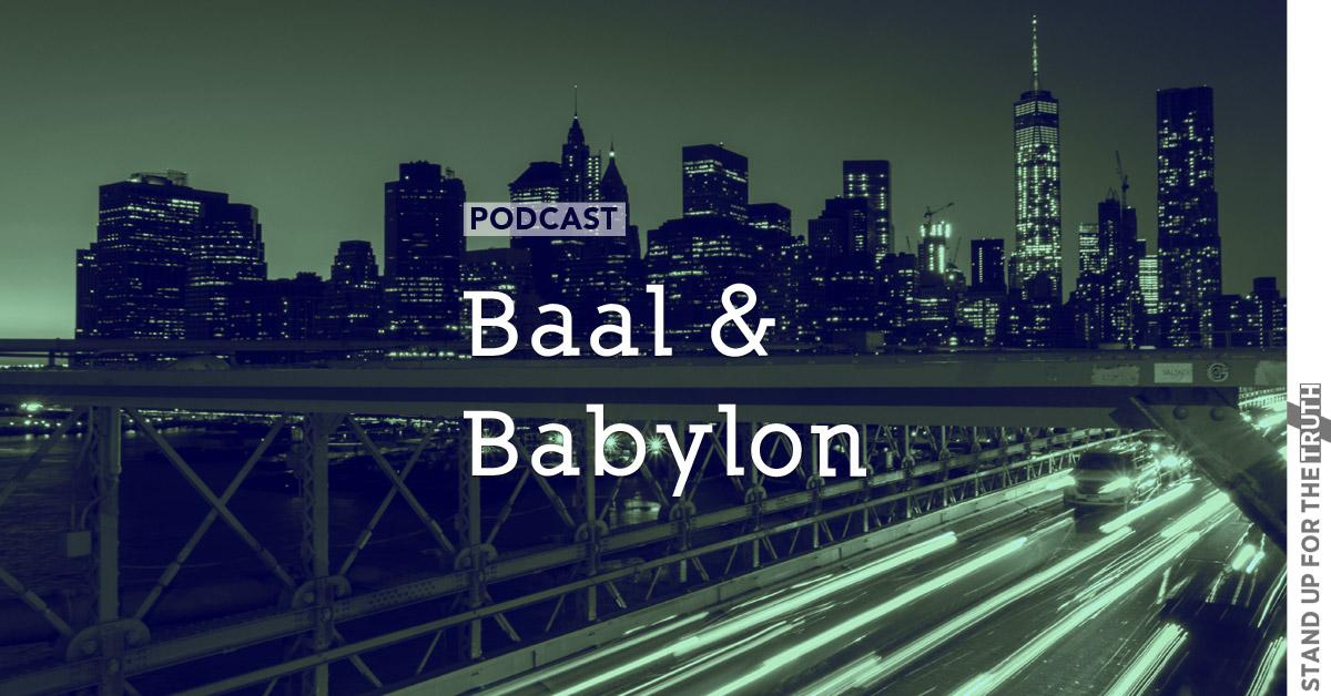 Baal and Babylon