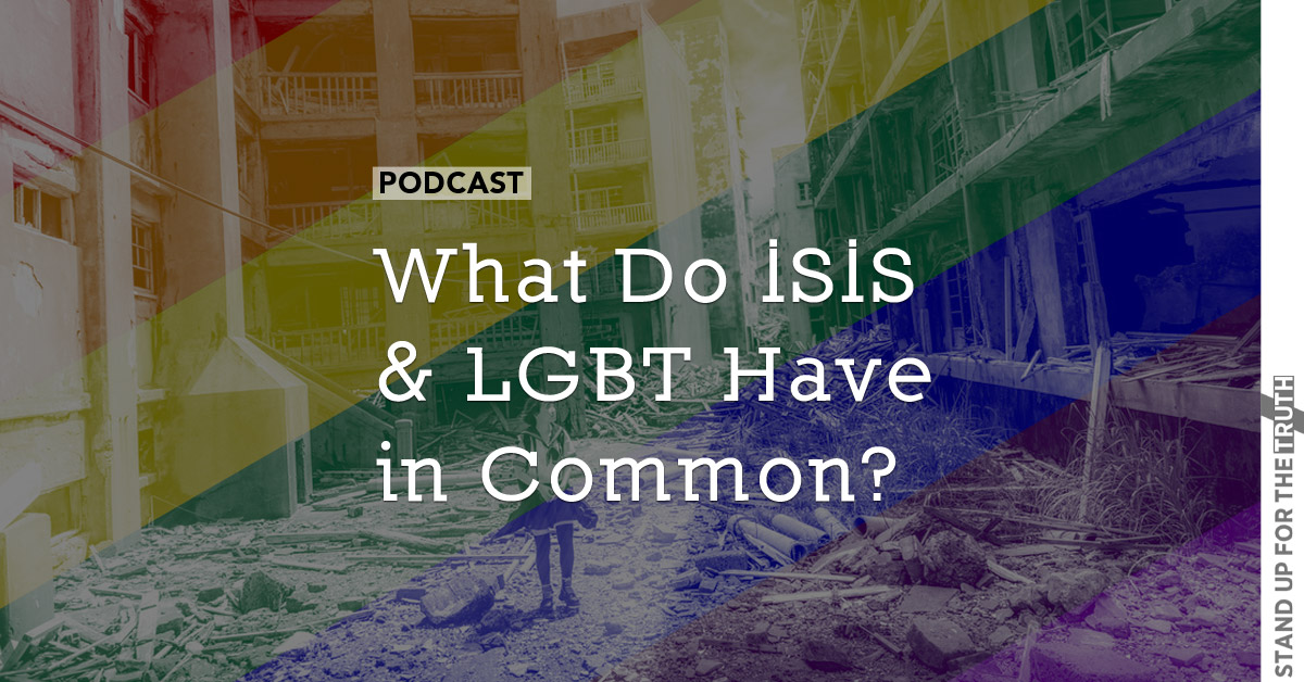 What Do ISIS and LGBT Have in Common?