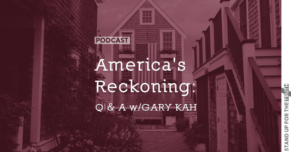 America's Reckoning: Q & A with Gary Kah
