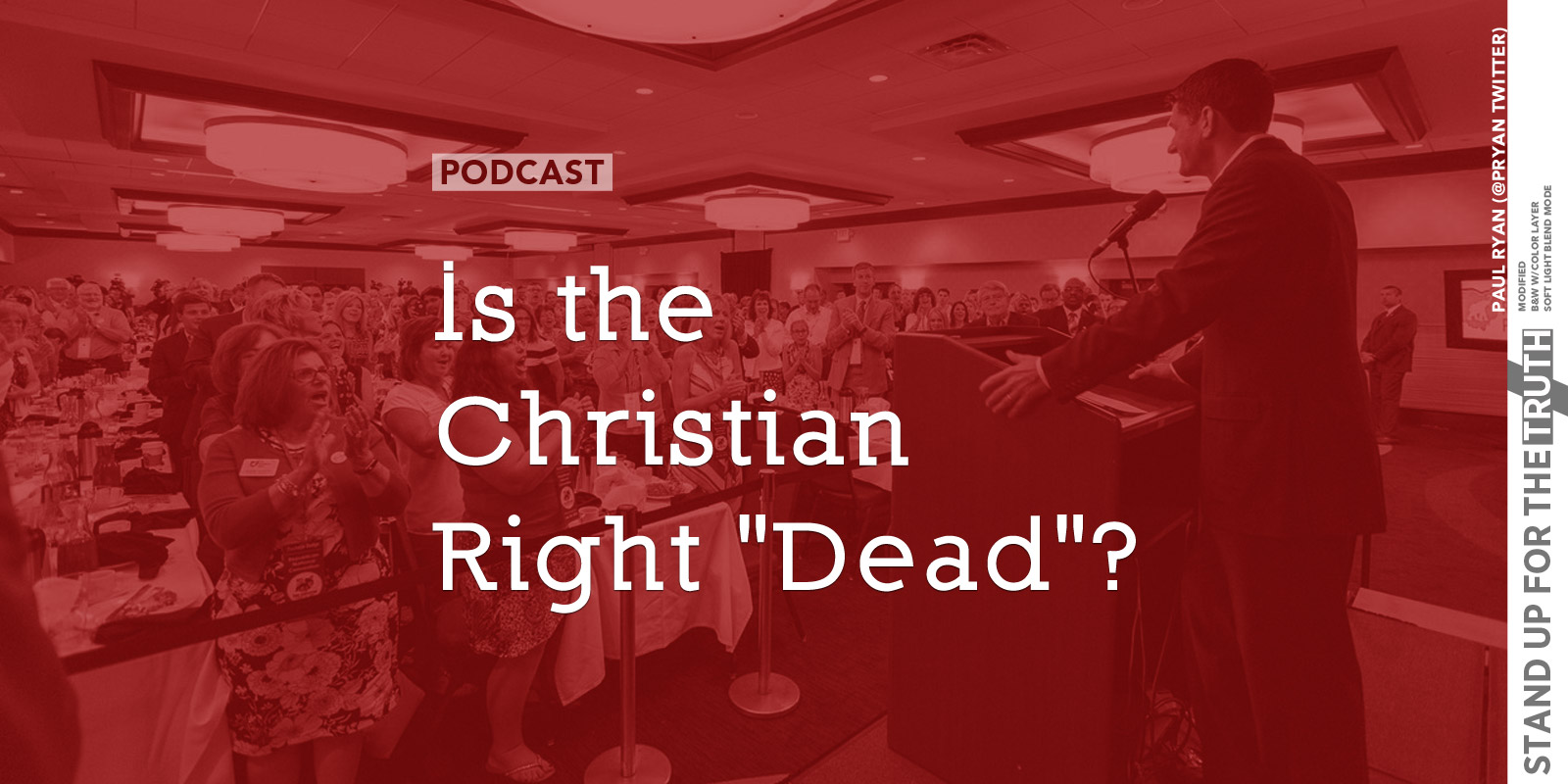 """Is the Christian Right """"Dead""""?"""