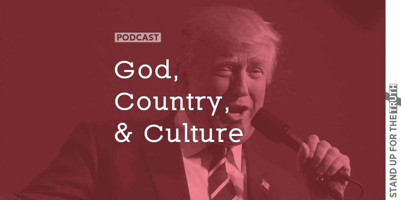 God, Country, and Culture