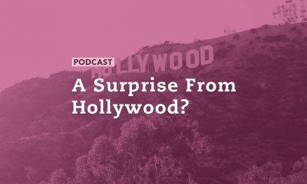 A Surprise From Hollywood?