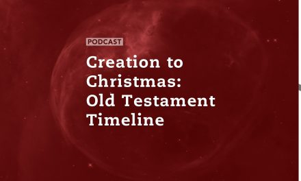 Creation to Christmas: Old Testament Timeline