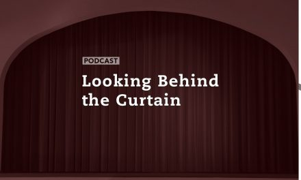 Looking Behind the Curtain