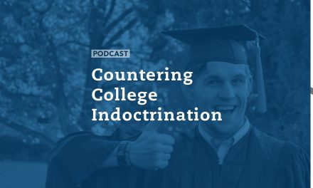 Countering College Indoctrination