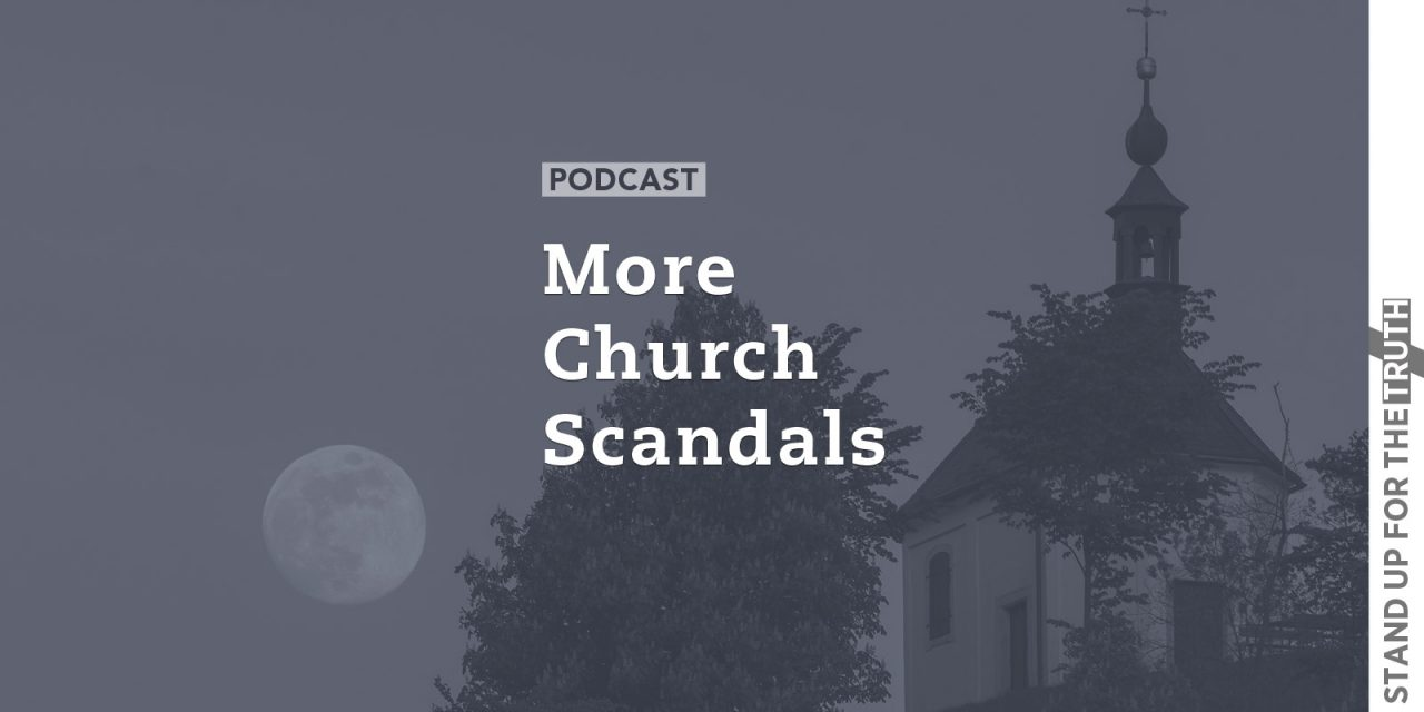 More Church Scandals