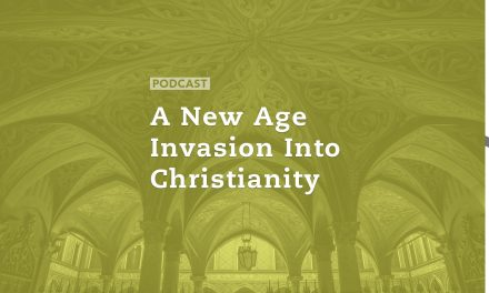A New Age Invasion into Christianity
