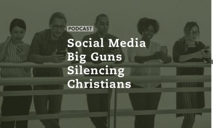 Social Media Big Guns Silencing Christians