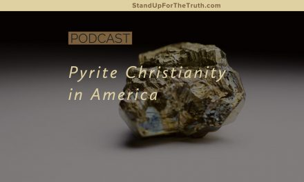 Pyrite Christianity in America