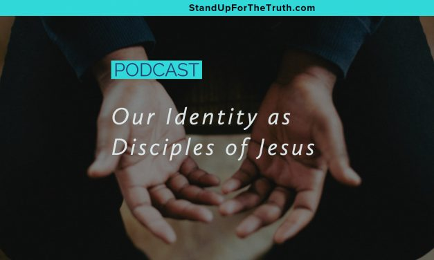 Our Identity as Disciples of Jesus
