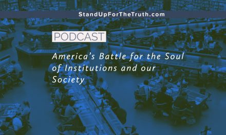 America's Battle for the Soul of Institutions and our Society