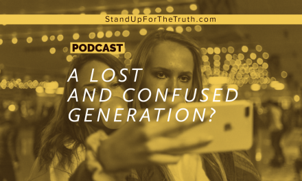 A Confused and Lost Generation?
