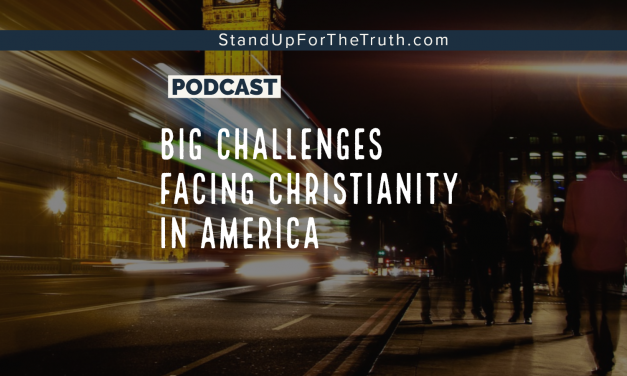 Big Challenges Facing Christianity in America