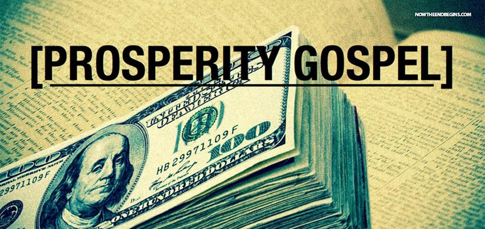 Joel Osteen and Deceptive Prosperity Preaching