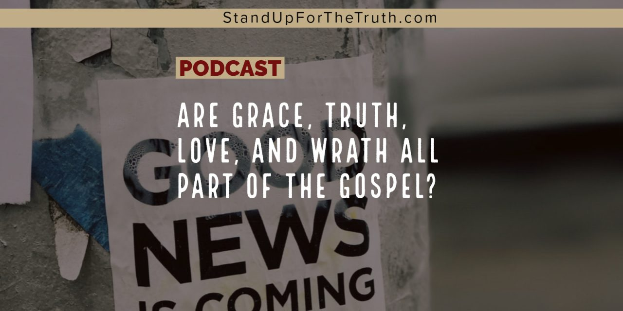 Defining Grace, the Gospel, and the Church
