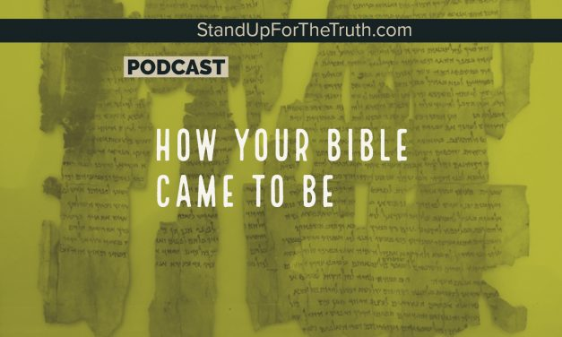 How The Bible Came to Be