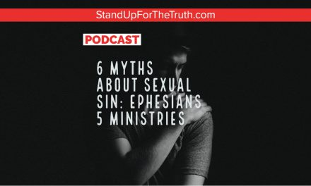 6 Myths about Sexual Sin: Ephesians 5 Ministries