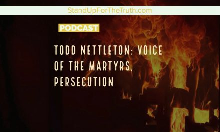 Todd Nettleton: Voice of the Martyrs, Persecution