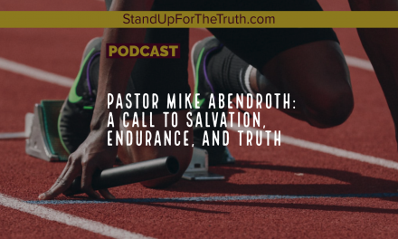 Pastor Mike Abendroth: Bring All Things Back to the Word of Truth