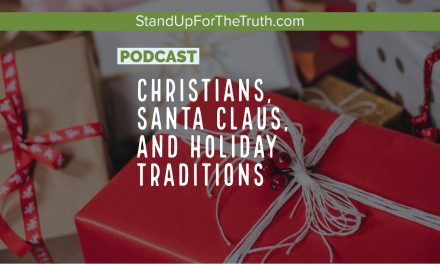 Christians, Santa Claus, and Holiday Traditions
