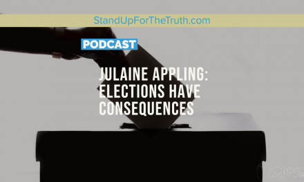 Julaine Appling: Elections Have Consequences