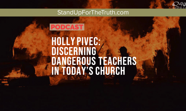 Holly Pivec: Discerning Dangerous Teachings, NAR