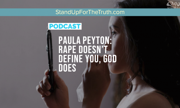 Paula Peyton: Rape Doesn't Define Me, God Does