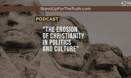 The Erosion of Christianity in Politics and Culture