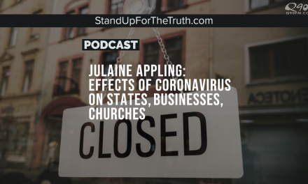 Julaine Appling: Effects of Coronavirus on States, Businesses, Churches