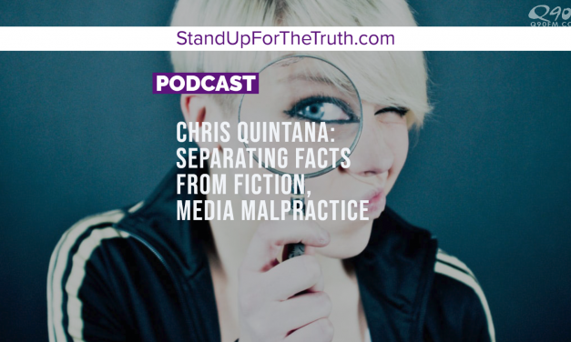 Chris Quintana: Separating Facts from Fear, Fiction, Foolishness