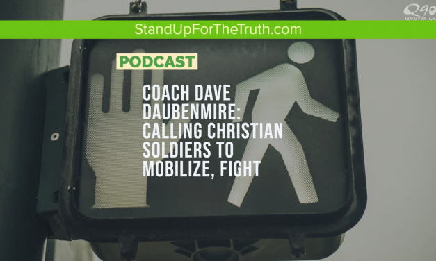 Coach Dave Daubenmire: Calling Christian Soldiers to Mobilize, Fight