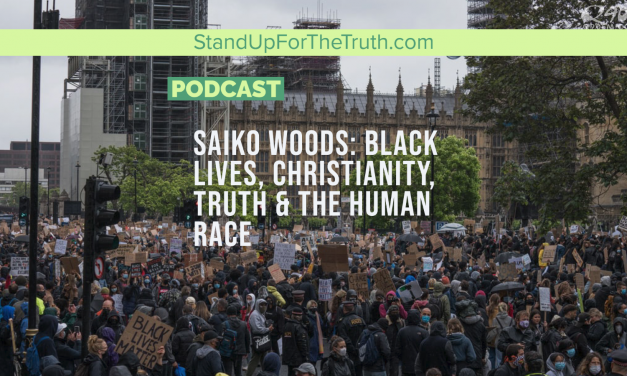 Saiko Woods: Christianity and the Truth about Black Lives, Race