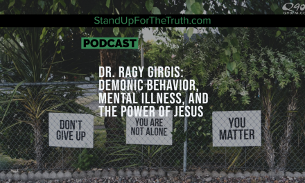 Dr. Ragy Girgis: Demonic Behavior, Mental Illness, the Power of Jesus