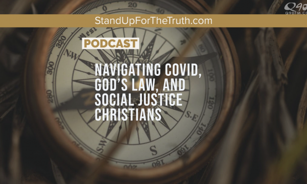 Navigating COVID, God's Law, and Social Justice Christians