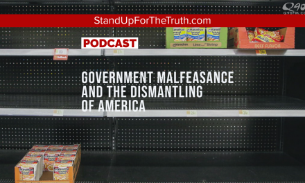 Government Malfeasance and the Dismantling of America