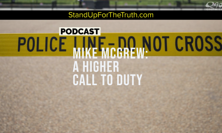 Mike McGrew: A Higher Call to Duty