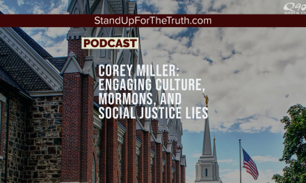 Corey Miller: Engaging Culture, Mormons, and Social Justice Lies