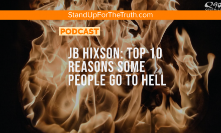 JB Hixson: Top 10 Reasons Some People Go to Hell