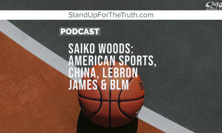 Saiko Woods: American Sports, China, LeBron James & BLM