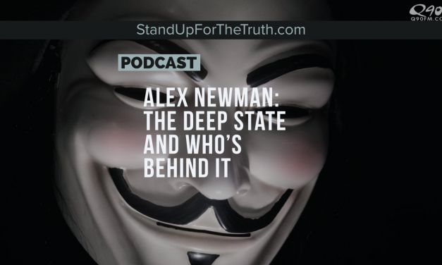 Alex Newman: The Deep State and Who's Behind It