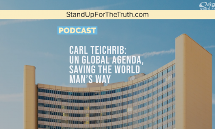 Carl Teichrib: UN Global Agenda, Saving the World Man's Way