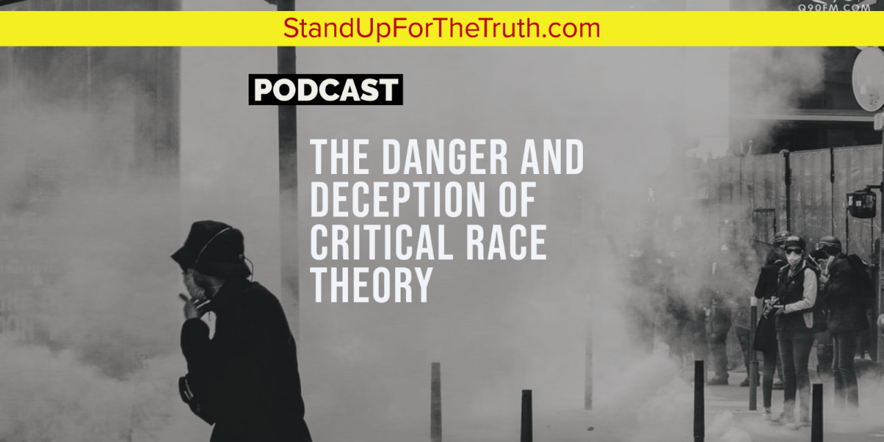 David Fiorazo: The Danger and Deception of Critical Race Theory