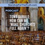 Tony Gurule: How Can We 'Make Churches Full Again'?