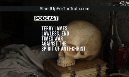 Terry James: Lawless, End Times War Against the Spirit of Anti-Christ