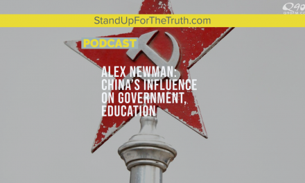 Alex Newman: China's Influence on Government, Education