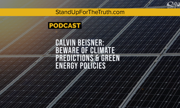 Calvin Beisner: Climate Predictions, Green Policy; Equality Act