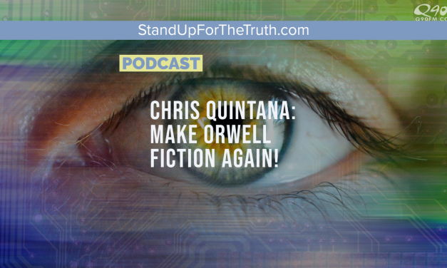 Chris Quintana: Make Orwell Fiction Again!