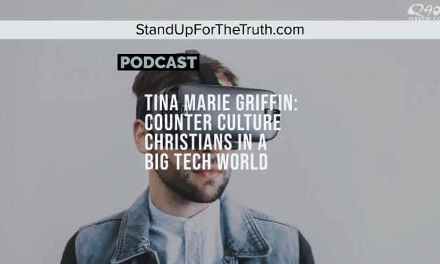 (REPLAY) Tina Marie Griffin: Counter Culture Christians in a Big Tech World
