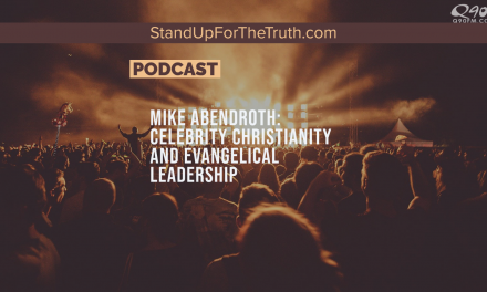 Mike Abendroth: Celebrity Christianity and Evangelical Leadership