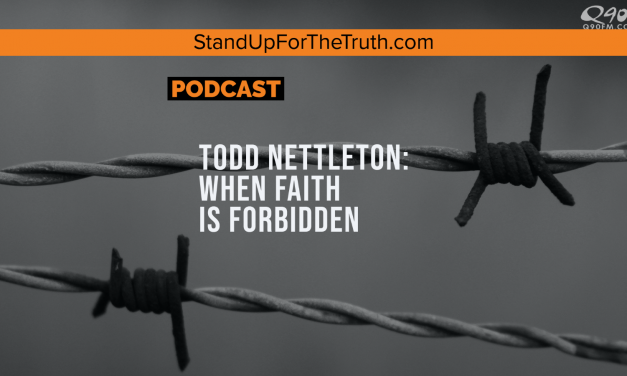 Todd Nettleton: When Faith is Forbidden